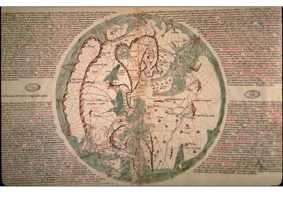 TITLE: Vesconte World Maps DATE: 1306 - 1321 AUTHOR: Pietro [Petrus] Vesconte DESCRIPTION: